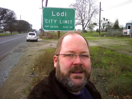 Stuck in Lodi again...