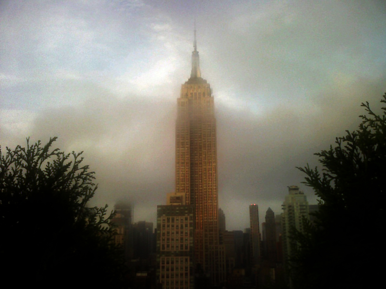 empire state building photo by Jay Bryant