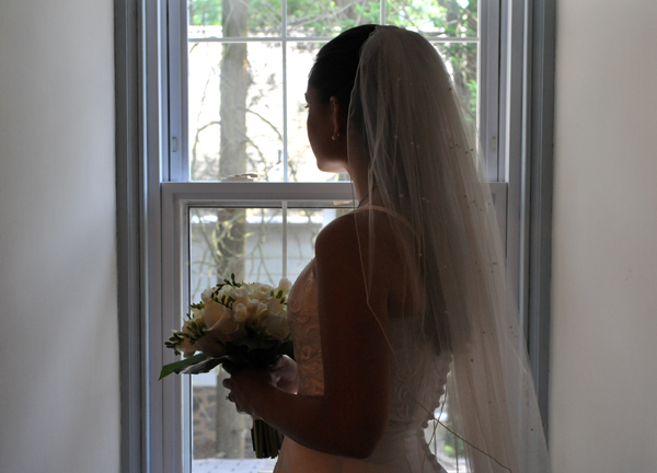 Waiting for her Wedding - Photo by Jay Bryant